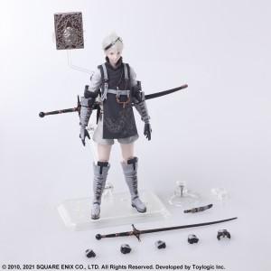 Bring Arts Boy Nier (Nier Replicant Ver.1.22474487139... ) - Japan Stock