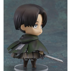 Nendoroid Levi (Attack on Titan) [FREE KCX Exclusive Keychain 附送KCX限定钥匙扣 ]