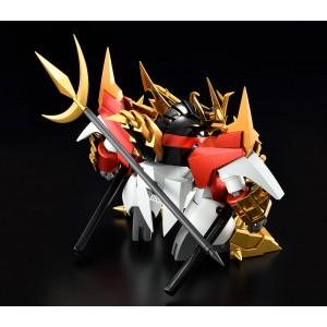 PLAMAX MS-16 Metal Jacket SENOUMARU (Shin Mashin Hero Wataru)