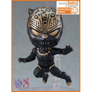 Nendoroid Erik Killmonger (Black Panther)