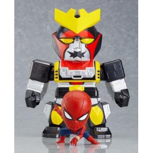 "Nendoroid More Leopardon (Toei TV Series ""Spider-Man"")"