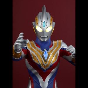 ULTIMATE ARTICLE Ultraman Trigger - Multi type
